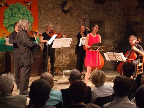 Festi'Combraille - Concert du Paris Symphonic Orchestra