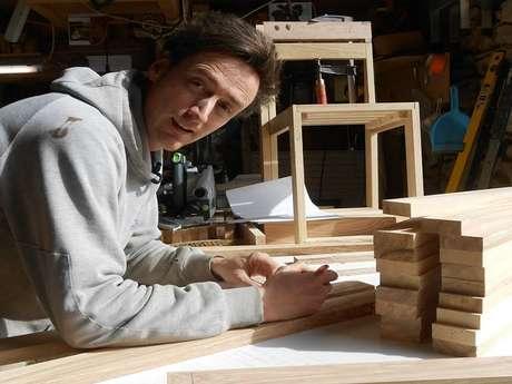 Atelier de Lukas Sabbe