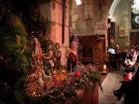 ANNULE Chants de Noël Carol Service