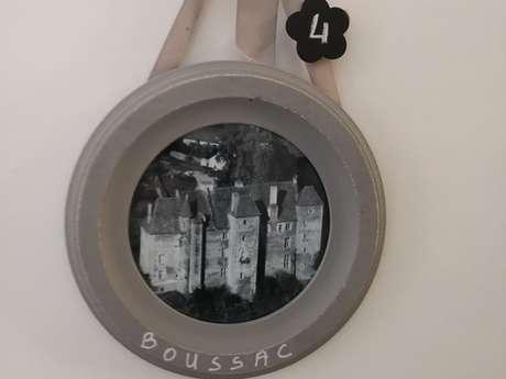Meublé de Marine Biguerd - Boussac-  Studio 4 - 2ème - étage