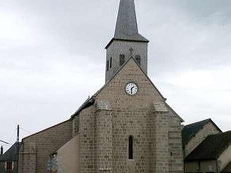 Visite commentée du bourg et de l'église de Pionnat