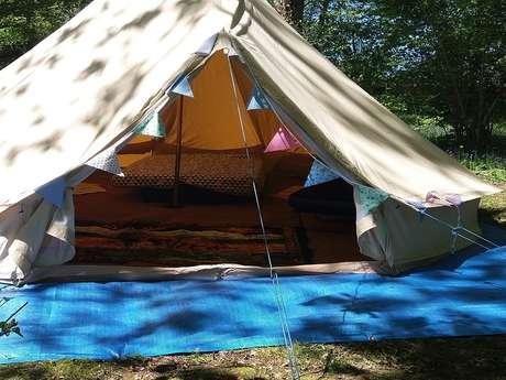 Camping Gallois au Petit Bois