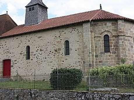 Visite commentée de l'église de Auge