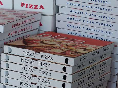 """Pizza à emporter """"Casa Mia"""""""