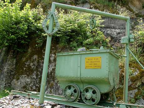 Découverte : Le Châtelet et le Viaduc de Doulaud