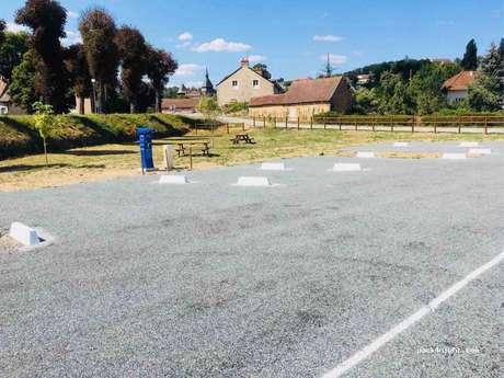 Aire d'accueil Camping-Cars Euro-relais