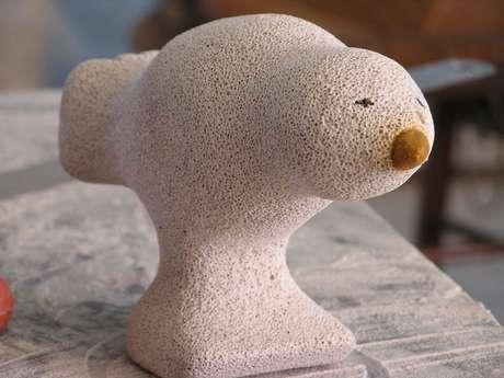 Marc Olivier Sculpteur-plasticien