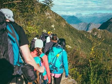 Randonnée pédestre - Les sorties de l'automne 2021