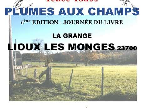 'Plumes aux Champs' : Salon du Livre