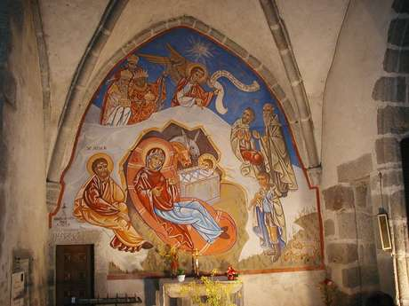 Saint-Jacques le Majeur Churh