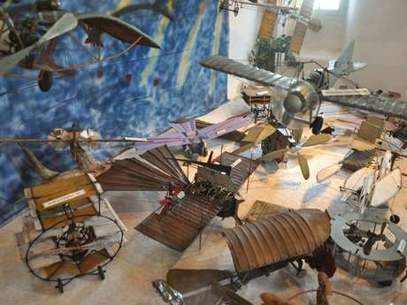 Aviation Museum Creuse Air Memorial