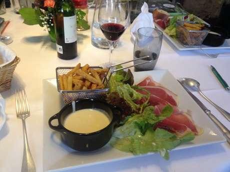 Restaurant 'Au P'tit Creusois'