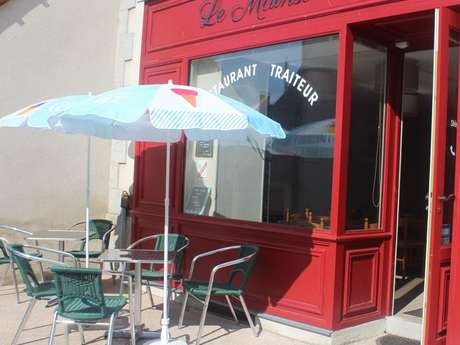 Restaurant Le Mainsat