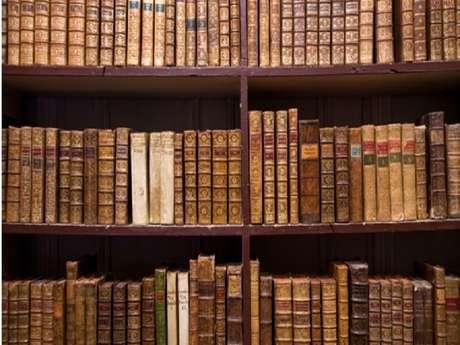 Marché aux livres / exposition