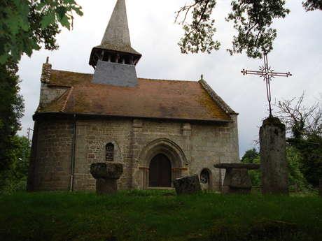 La Rochette Church