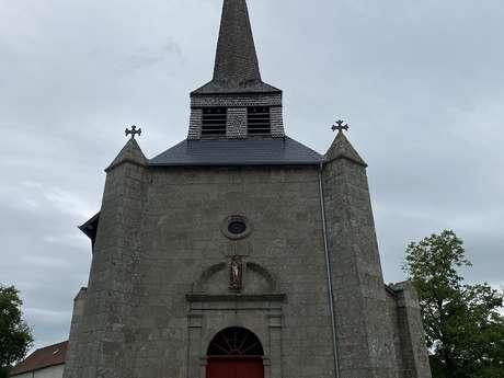 St Pardoux Church
