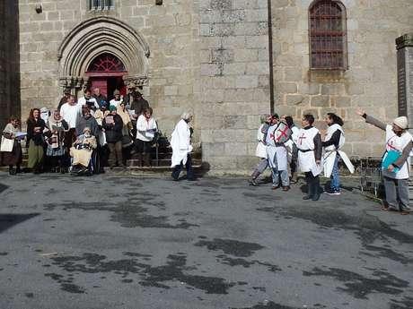 Journées Européennes du Patrimoine : conférence, balade contée
