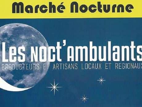 """Marché de producteurs semi-nocturne """"Bienvenue à la Ferme"""""""