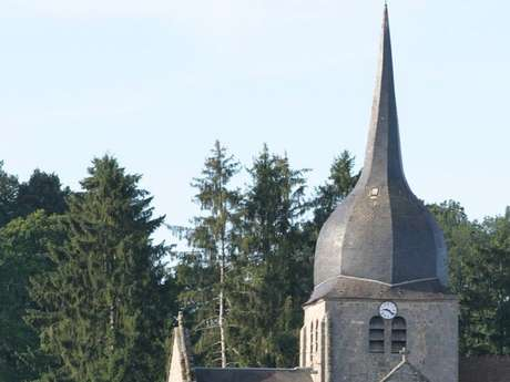 Eglise St Oradoux