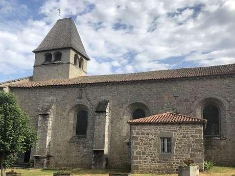Eglise de St Silvain Bellegarde