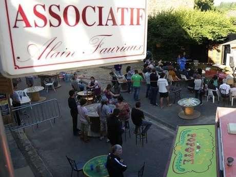Café de l'Espace : Espace Associatif Alain Fauriaux