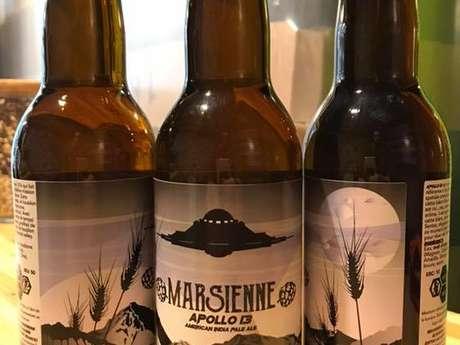 """Brasserie """" La Marsienne"""""""