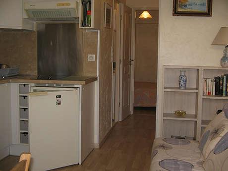 Furnished lodging Jean-Pierre SANNA