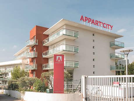 Résidence Appart'city Antibes