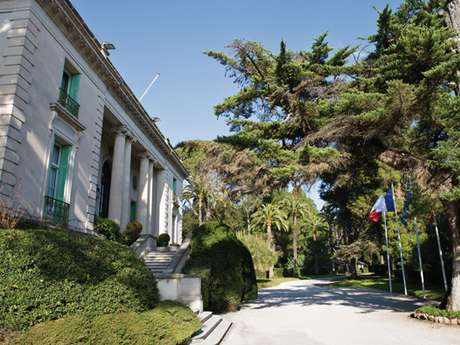 The Villa Eilenroc