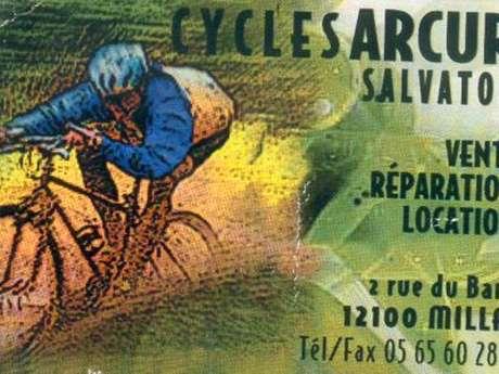 Cycles Arcuri - Location de vélos