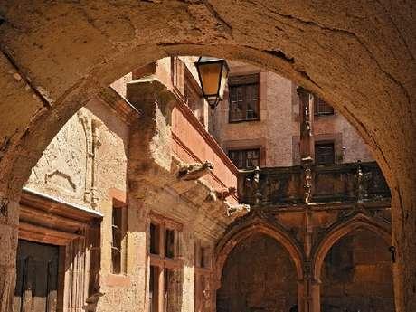 Visite guidée : Le centre historique et la cathédrale (groupes)