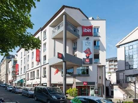 HOTEL IBIS RODEZ CENTRE (groupes)