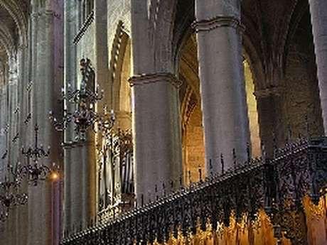 Visite guidée : La Cathédrale de Notre-Dame (groupes)