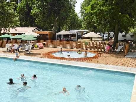 Camping Huttopia Millau