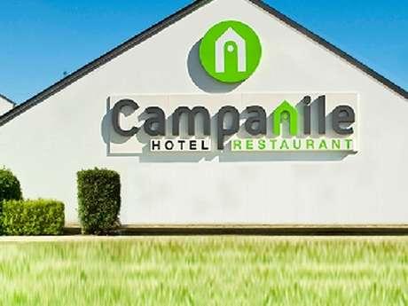 Hôtel Campanile - Salle de réception- Fermé temporairement jusqu'au 1er décembre inclus