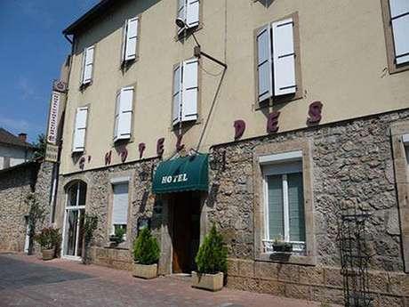 Grand Hôtel des Voyageurs