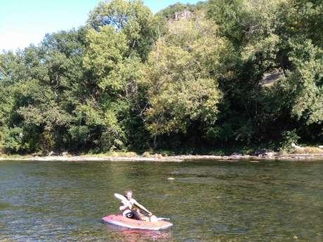 Kayaks Franconne - Location de canoës