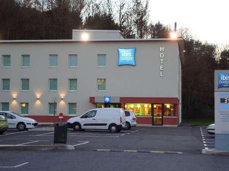 HOTEL IBIS BUDGET (groupes)