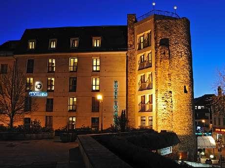 Hôtel de la Tour Maje (salles)- Non communiqué en 2021