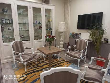 Hôtel Le Biney (salles)