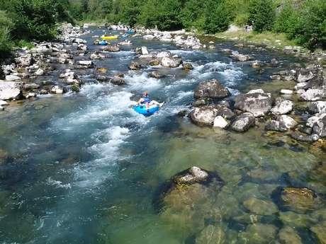 Acroparc du Mas - Canoë - Stand up Paddle et Tubing