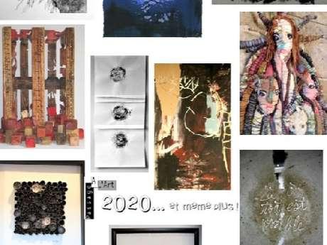 Expositions 2020 - Galerie Passage à l'Art