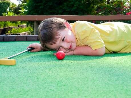 Grimpe et Cimes - Mini-golf