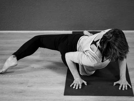 Yoga au musée Denys-Puech