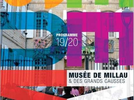 Visite découverte autour des collections du Musée de Millau et des Grands Causses