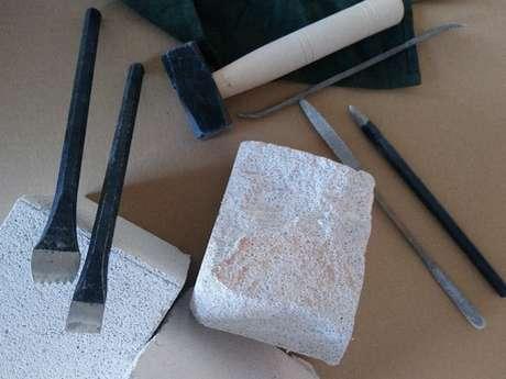 """Atelier """"Sculpture en ronde bosse"""" au musée Fenaille"""