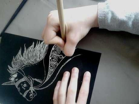 "Atelier ""Abracadabra !"" au musée Fenaille"