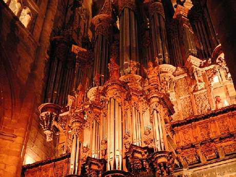 Concert : les Orgues Chantent au coeur de Rodez