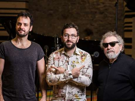 Laurent Coulondre Trio Tribute to Michel Petrucciani - Festival Millau Jazz -