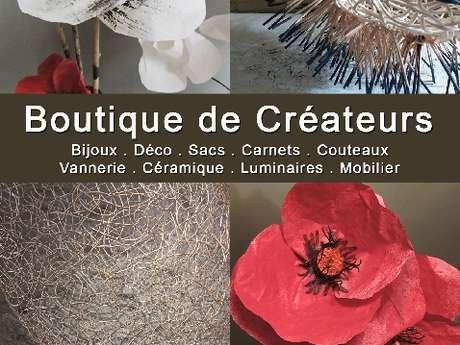 Exposition Autour du végétal - Espace Métiers d'Art